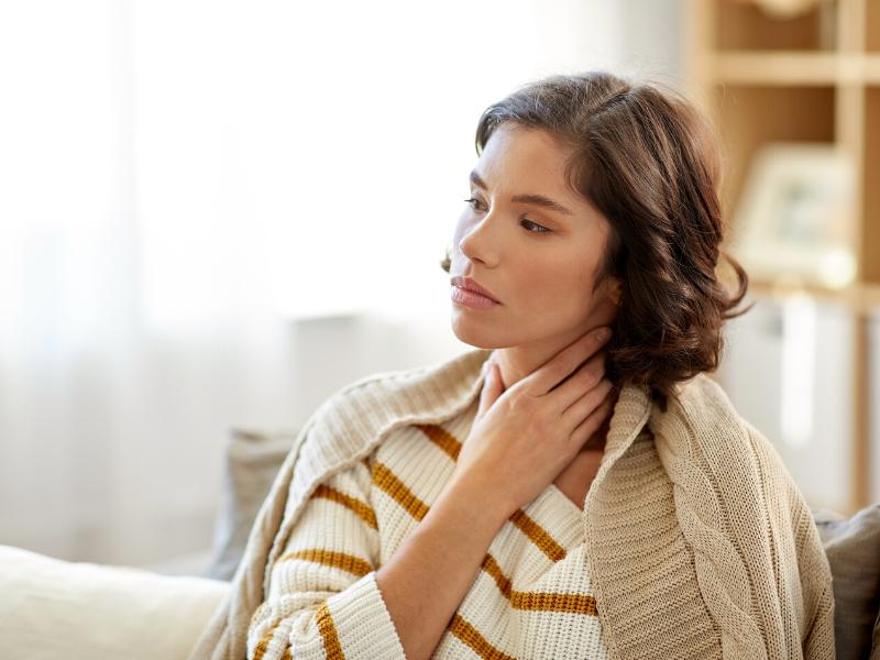 Antwoorden op de 9 meest gestelde vragen over keelpijn